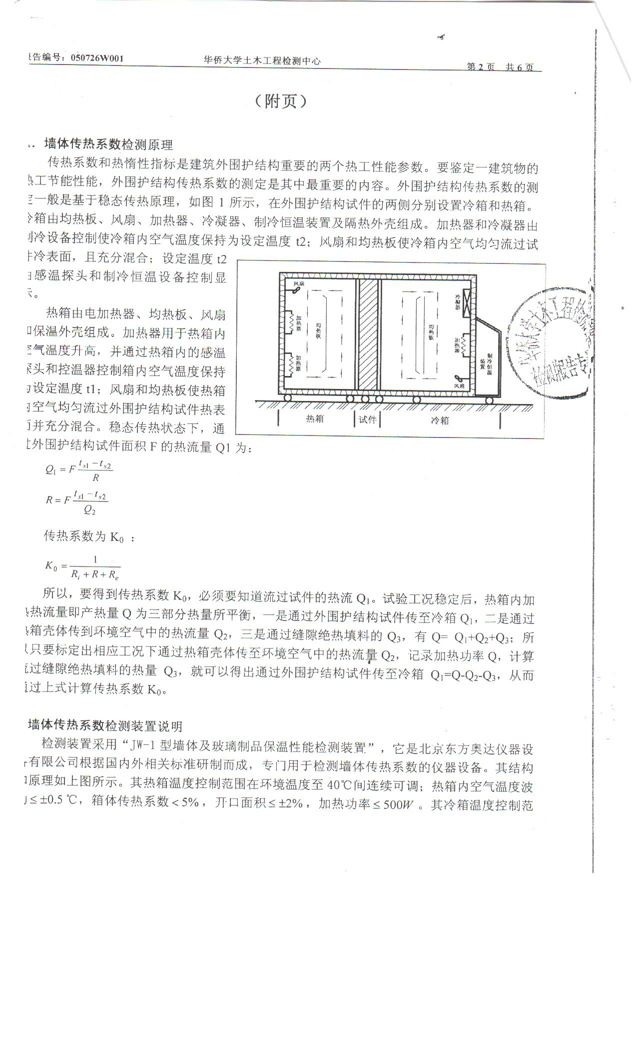 空心砌块检测报告4