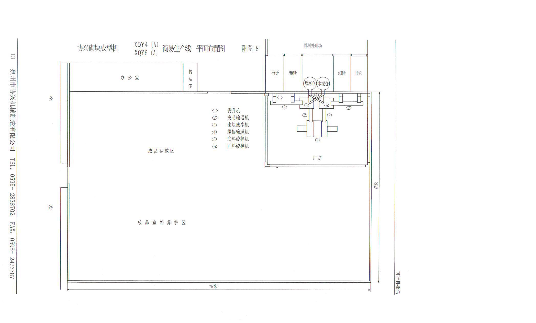 混凝土设备可行性报告(十四)